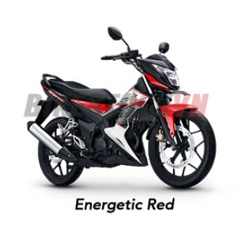 HONDA SONIC 2018 ENERGETIC RED