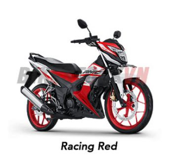 HONDA SONIC 2018 RACING RED