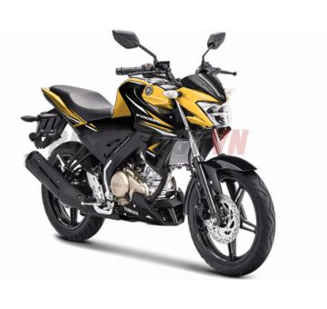 YAMAHA V-IXION150 2019 YELLOW METALLIC6